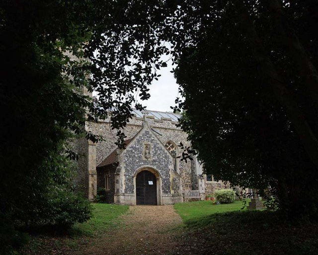 St Margaret, Starston, Norfolk