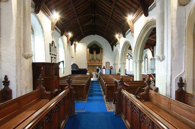 St Margaret, Starston, Norfolk - West end