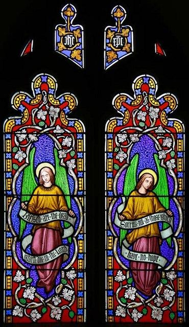 St Margaret, Starston, Norfolk - Window