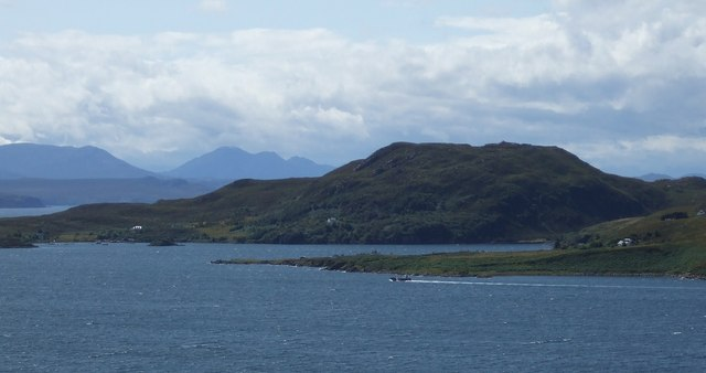 Across the water to Tanera Mor