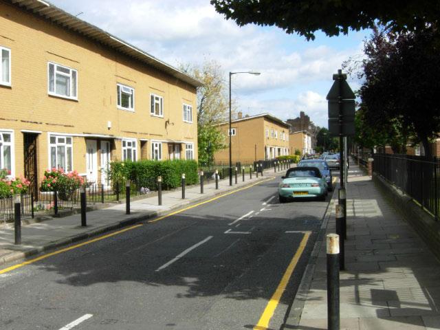 Shandy Street, Stepney