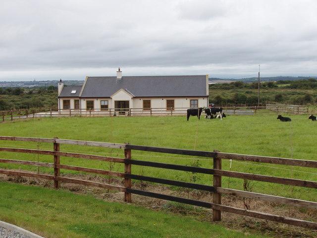New house near Ballinvella