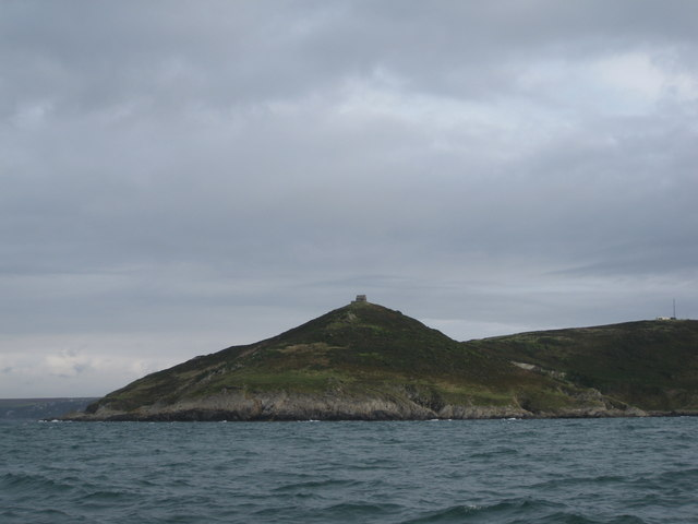 Rame Head from the south south east