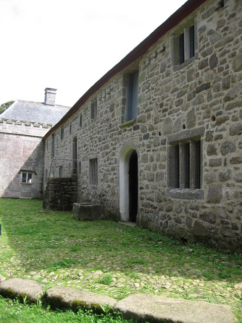 Godolphin Grade One listed stables