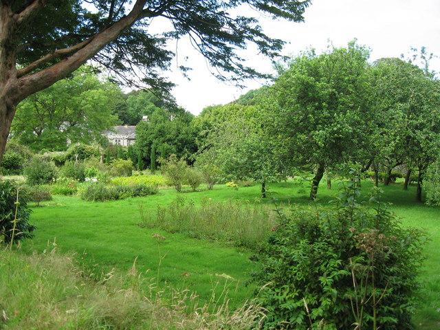 Godolphin House garden