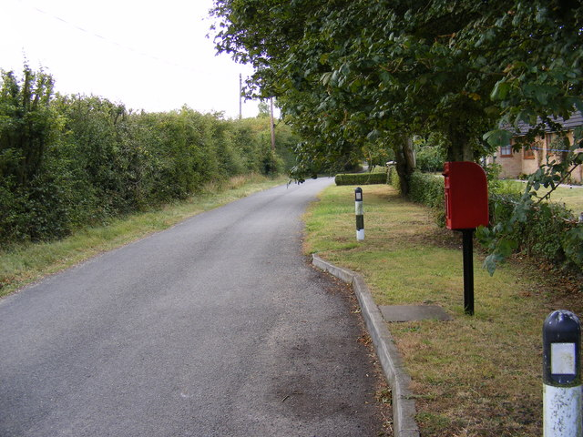 Lowes Hill & East Green Postbox