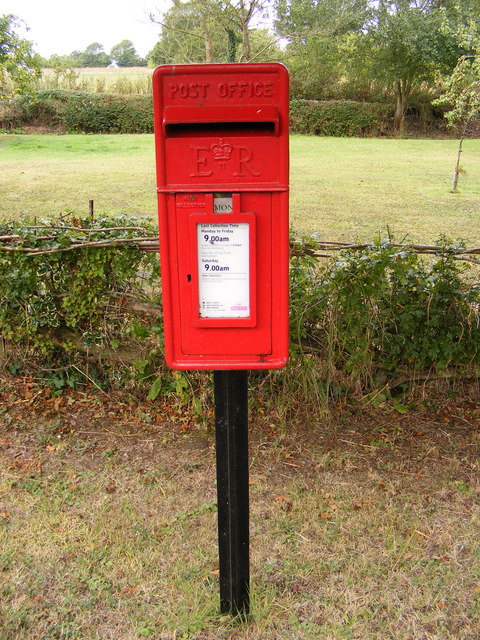 East Green Postbox