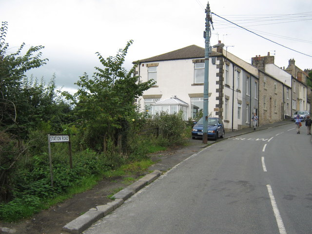 Station Road Witton-le-Wear