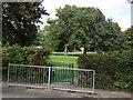 SK5136 : Cator Lane Recreation Ground by Alan Murray-Rust
