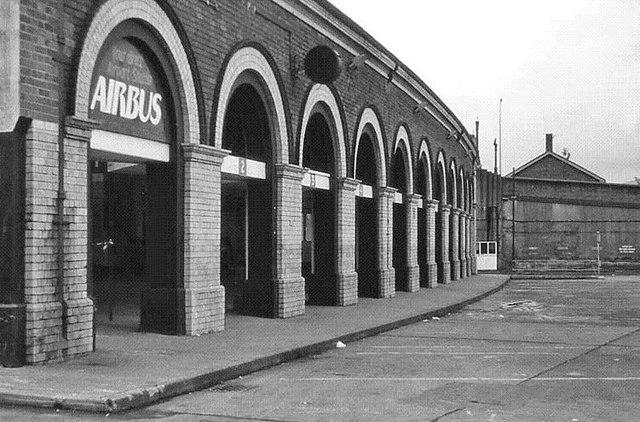 Great Victoria Street bus station, Belfast (2)