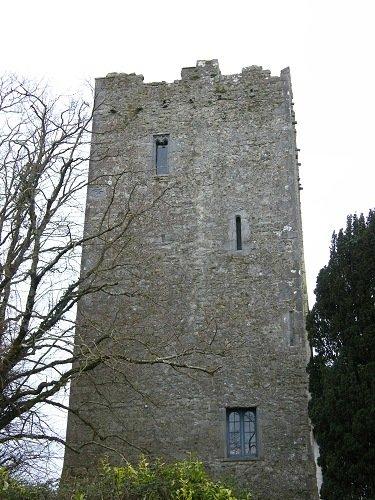 Clomantagh (or Croomantagh) Castle