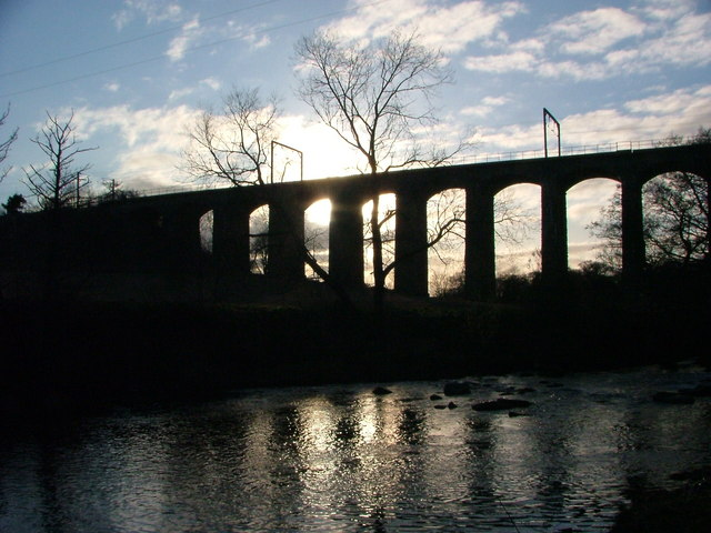 The Aln Viaduct