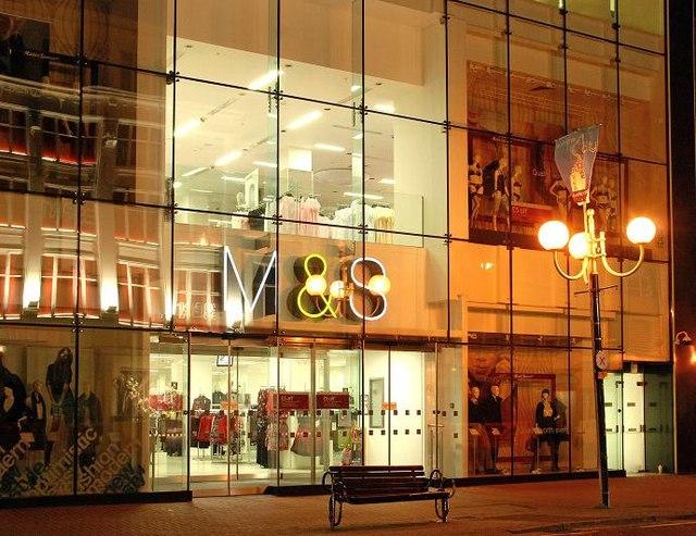 Marks & Spencer, Belfast