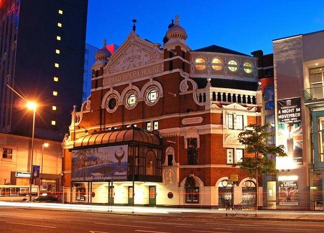 The Grand Opera House, Belfast (1)