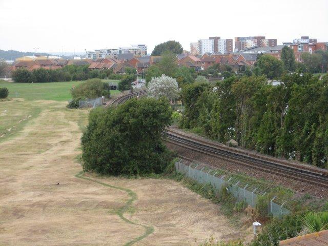 Bournemouth to Wareham Railway