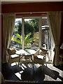 SX9267 : Conservatory, Orestone Manor by Derek Harper