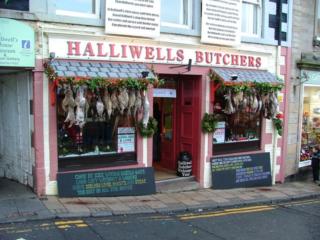 Selkirk Butchers Shop