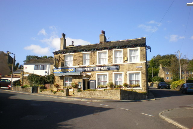 The Star, Lindwell, Greetland