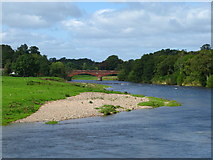 NY4756 : River Eden by David Rogers