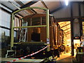 TG1141 : M&GN Brake van number 12 by Ashley Dace
