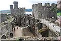 SH7877 : Conwy Castle by N Chadwick