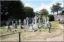 TR3748 : St John the Evangelist, Kingsdown, Kent - Churchyard by John Salmon