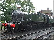 TQ4023 : 5199 at Sheffield Park station by Ashley Dace