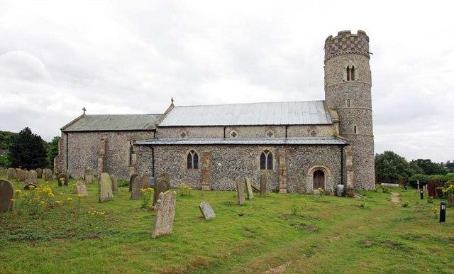 St Mary, Haddiscoe, Norfolk
