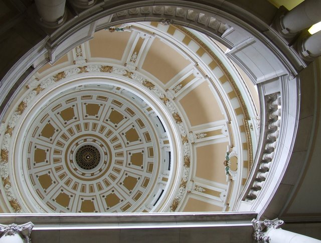 The Mitchell Library dome