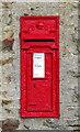 NZ0712 : GR Postbox, Brignall by David Rogers