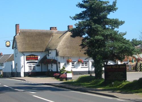 The Old Inn, Kilmington 2009
