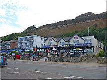 SZ5881 : The Steamer Inn, Shanklin, Isle of Wight by Christine Matthews