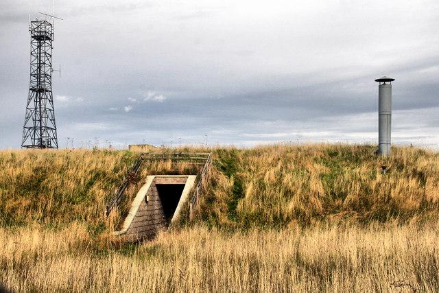 Cultybraggan nuclear bunker