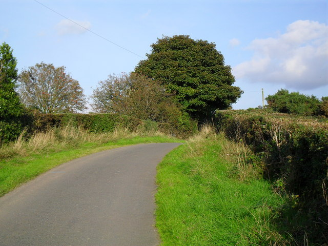 Ballykine Road, Cluntagh