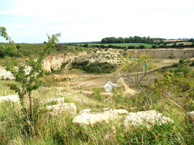 Quarry off Long Lane