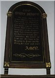 SU6400 : The Lord's Prayer within St Luke's, Portsea by Basher Eyre