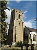 TQ2550 : The tower of St Mary's Church, Reigate by Richard Rogerson