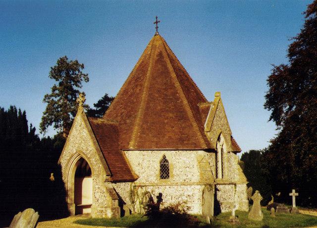 Hook Cemetery Chapel