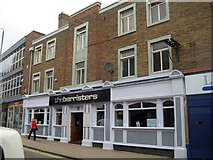 SE3320 : The Barristers Bar, Wood Street by Mike Kirby