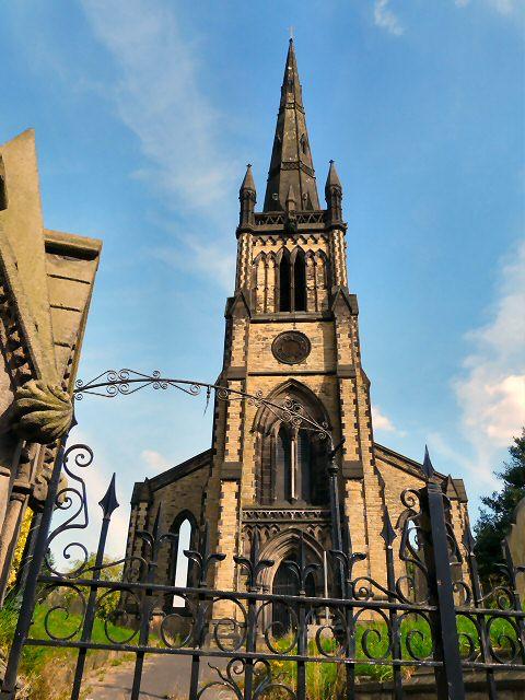 Christ Church, Heaton Norris