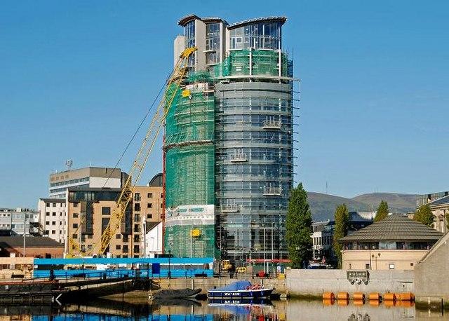 "The ""Boat"" site, Belfast (18)"