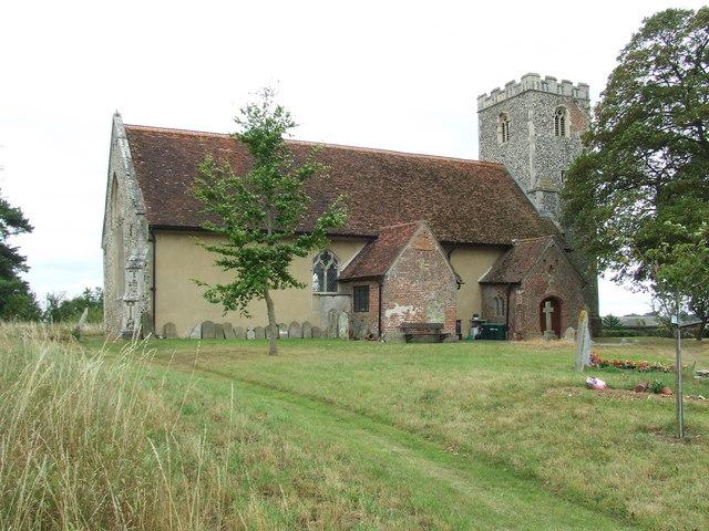St Gregory Hemingstone