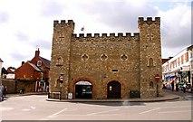 SP6934 : The Old Gaol museum in Buckingham by Steve Daniels