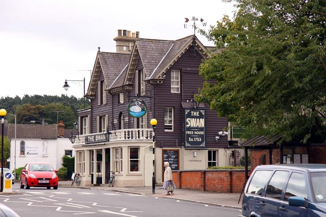 The Swan in Woburn Sands
