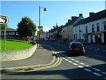 J4844 : Irish Street, Downpatrick by Dean Molyneaux
