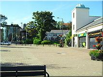 J4844 : St. Patrick's Square, Downpatrick by Dean Molyneaux