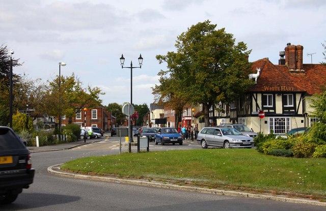 Aylesbury End in Beaconsfield