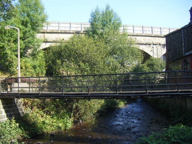 Bridges, Mytholmroyd