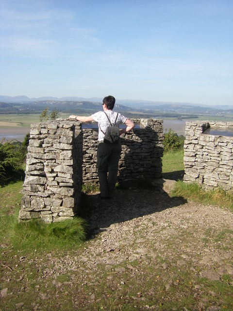 Viewpoint, Arnside Knott