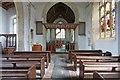 TL9991 : All Saints, Snetterton, Norfolk - East end by John Salmon